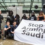 UK Arms Sales to Saudi Arabia rocket by 50%