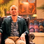 Jeff Bezos' Earth Fund is Good PR for Amazon, but Climate Activists Aren't Buying It