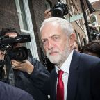 Who does Redaction Politics back for Labour Leader?