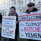 Coronavirus: No halt to UK military aid to Saudi Arabia despite regime's ongoing bombardment of Yemen