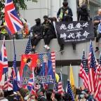 EXCLUSIVE: Boris Johnson's Hong Kong visa plans 'driven by geopolitics, not strong morals'