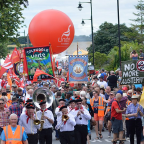 Tolpuddle Martyrs' Festival finds new way to reach supporters in spite of pandemic cancellation