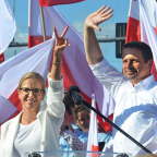 Polish left's collapse ensures Civic Platform will remain Duda's main threat