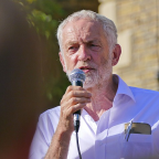 Corbyn calls for action over 'biggest humanitarian crisis anywhere in the world'