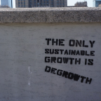 An alternate approach to the economy – 'Less is More: How Degrowth Will Save The World' by Jason Hickel