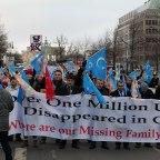 Rahima Mahmut talks about the 'unbearable' suffering of the Uyghur people