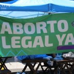 Abortion may be legal, but Argentina's green-tide still has far to go