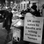 Britain must follow Joe Biden in ending support for Saudi Arabia's war in Yemen, campaigners say