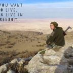 'I was already a feminist, but the YPJ gave me the tools to survive as a woman': Exclusive look at Eddi Marcucci's journey from Italy to Syria