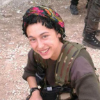 'I didn't go to Rojava just because I'm a good person who wanted to help the Kurds. I wanted to live in a world of women': Eddi Marcucci's remarkable story on the YPJ frontline revealed