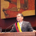 Anti-Correa sentiment delayed the Pink Tide in Ecuador