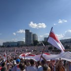 Belarus suffers brain drain amid year of political unrest