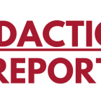 Redaction Weekly: Redaction Report's new logo has arrived